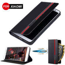 Leather Flip Case For Xiaomi Mi Note 3 CC9 CC9E 9 Se 9T Pro Mi 6 8 6X