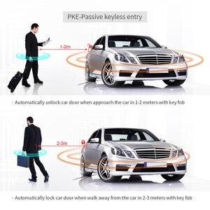 Image 4 - EASYGUARD Qualität smart key PKE auto alarm system push button start stop remote motor starten proximity entsperren lock keyless entry
