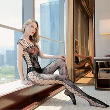 sexy fishnet stocking open crotch full body stocking pantyhose women fishnet tights body stockings for women sexy  S018-6.8 все цены