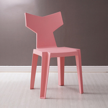 Modern Plastic Horns Chairs Dining Chairs for Dining Rooms Nordic Restaurant Furniture Bedroom Living Room Study Dining Chairs