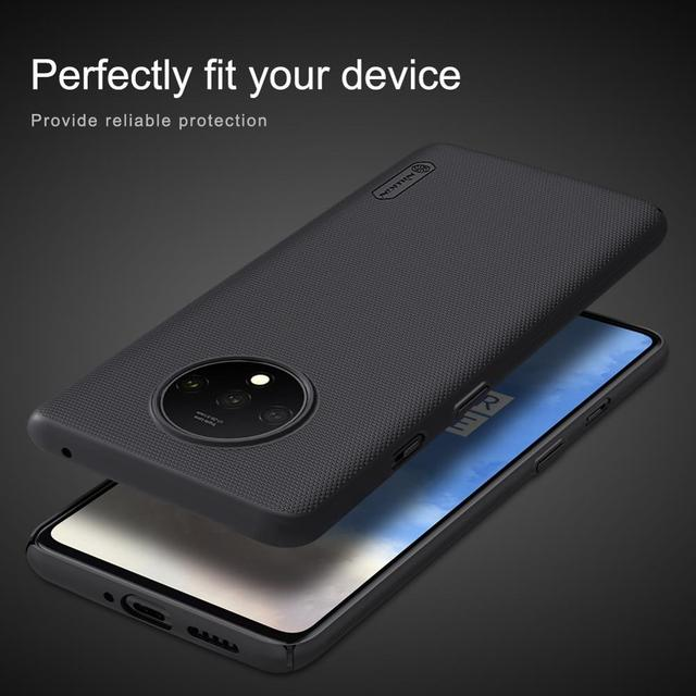 Nillkin OnePlus 7T Frosted Matte Hard PC Full Back Case Cover