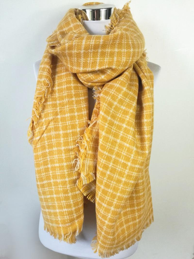 Շքեղ բրենդ Kallove շարֆ ՝ ձմեռային Շարֆեր - Հագուստի պարագաներ - Լուսանկար 6