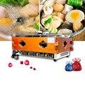 Приготовление Канто машина острый горячий горшок высокого класса 4 горшок 5 литров пищевой нержавеющей стали Oden струнная шпажка машина HS-5/4BF