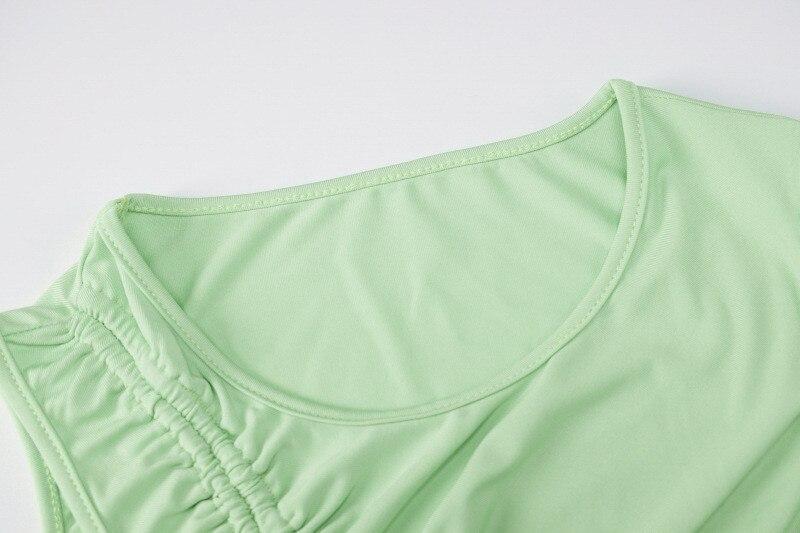 sleeveless mini short dress22