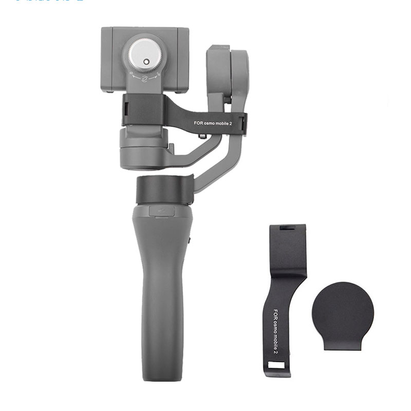Fixed Buckle Securing Clip For DJI OSMO Mobile 2 Parts Handheld Gimbal Stabilizer Prevent Shake Safety Lock Protector Holder