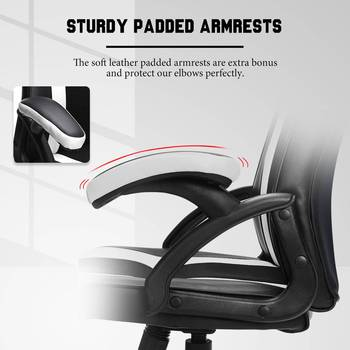 Gaming Office Chairs Executive Computer Chair Desk Chair Comfortable Seating Adjustable Swivel Racing Armchair Office Furniture 4
