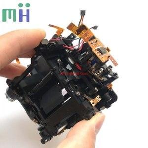 Image 4 - 受動ニコン D7100 フロント本体フレームミラーボックス絞りドライバモーター diphragm ユニット (なしシャッター) スペアパーツ