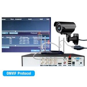 Image 3 - JOOAN 4CH 8CH 16CH טלוויזיה במעגל סגור DVR אבטחת מערכת 1080N H.264 HD פלט P2P היברידי 5 ב 1 Onvif IP מצלמה TVI CVI AHD וידאו מקליט