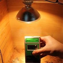 Товары для домашних животных пресмыкающихся нагрева дневной свет полный лампы спектра Для черепаха/ящериц/рыба прочный 25/50/75/100W UVA/UVB и 220v