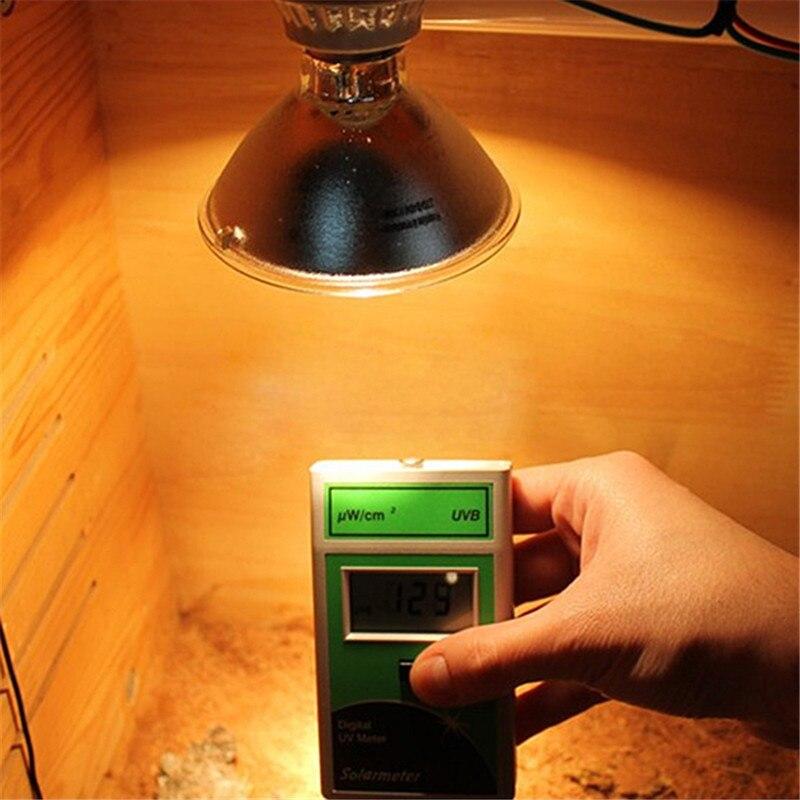 Pet Reptile Heating Daylight Full Spectrum Lamps For Tortoise / Lizard /Fish Durable 25/50/75/100W UVA UVB 220v