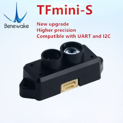 New Upgrade TOF Benewake TFmini-S Lidar Range Finder Sensor Module Single Point Micro Ranging For Arduino Pixhawk Drone UART IIC