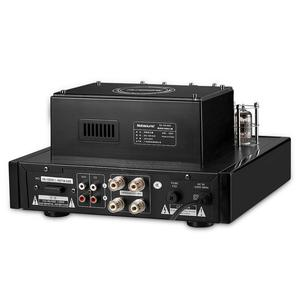 Image 2 - Nobsound HiFi Bluetooth vana tüp amplifikatör Amp hibrid güç amplifikatörü kulaklık amplifikatörü ev sineması Stereo USB müzik çalar
