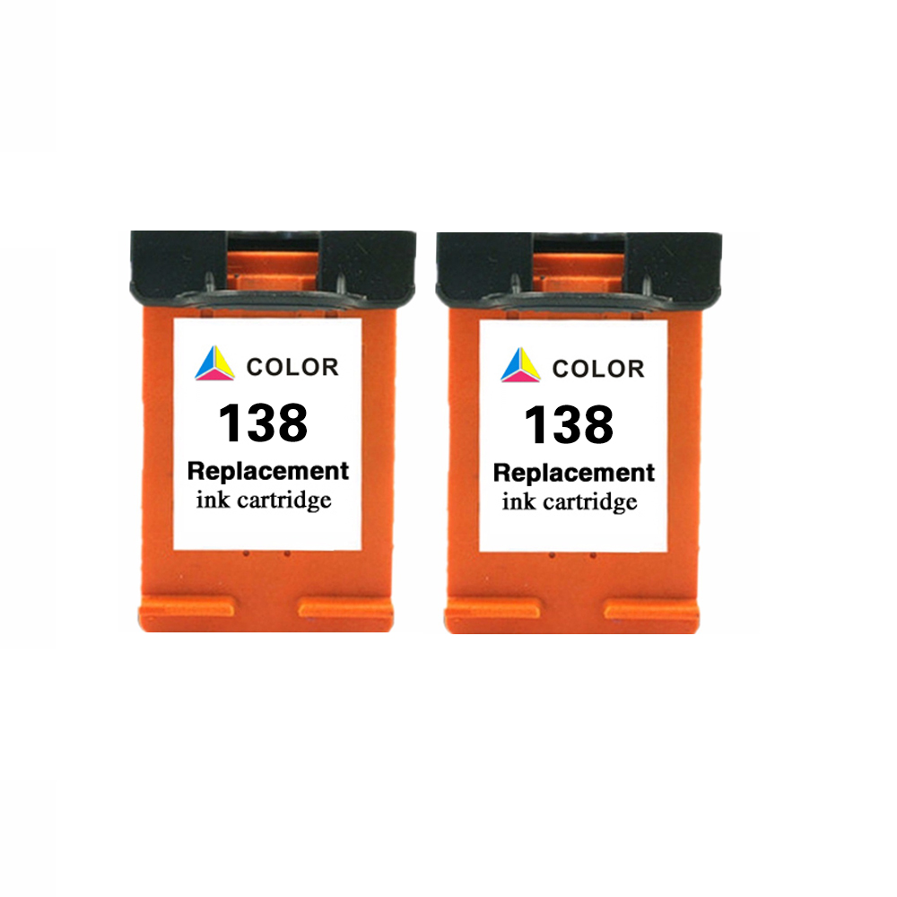 Compatible Ink Cartridge For Hp138 138XL 138 Potosmart 2713 7838 7850 8000 8030 8039 8049 8050 8053 8100 8150 8153 8400 8450