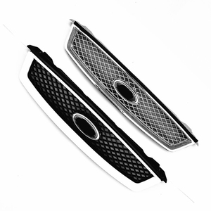 Image 1 - Car Front Bumper Grille Below Grill for Ford Focus 2005 2006 2007 2008 Auto Lower Grill