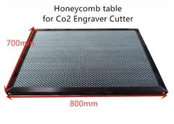 700X800 Mm Honingraat Tafel Laser Machine Honing Kam CO2 Laser Graveur Snijden Staal Mesh Voor Stempelen Snijmachine