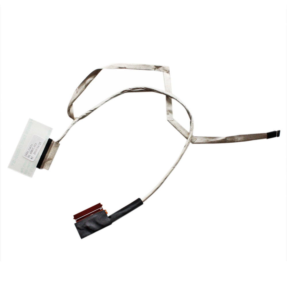 For <font><b>HP</b></font> <font><b>ProBook</b></font> <font><b>440</b></font> <font><b>G1</b></font> 445 <font><b>G1</b></font> LCD Display cable 50.4yw07.001 50.4yw07.011 image