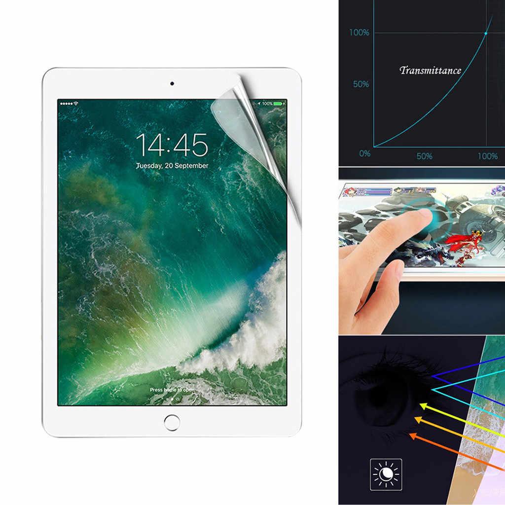 CARPRIE 3 قطعة واقية من الانفجار LCD pu غطاء كامل واقي للشاشة لباد 10.2 2019 7th Gen اللوحي شاشة طبقة رقيقة واقية