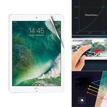 CARPRIE 3pcs Explosion-proof LCD TPU Full Cover Screen Protector For iPad 10.2 2019 7th Gen Tablet Screen Protective film(China)