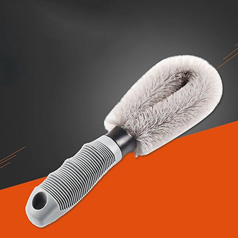 Кошачьи инструменты для мытья автомобиля, щетка для колеса автомобиля, силиконовая ручка, инструмент для мытья автомобиля, щетка для