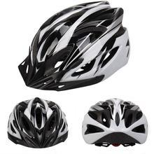 цена на 2020 New Cycling Helmet MTB Ultralight Racing Cycling Helmet Outdoor Sports Mountain Road Bike Helmet Integrally-Mold Safely Cap