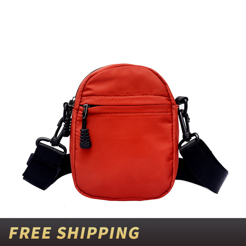 Girls Like Outdoor Travel Fashion Mini Sling Bag Couple Leisure Sports Ulvo Hip Pask Bags Classic Brand Bag Zorro ártico Mochila image