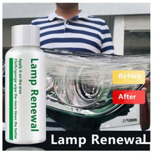 Auto Car Accessories polishing headlight agent bright white repair lamp Cleaning Window Glass Cleaner