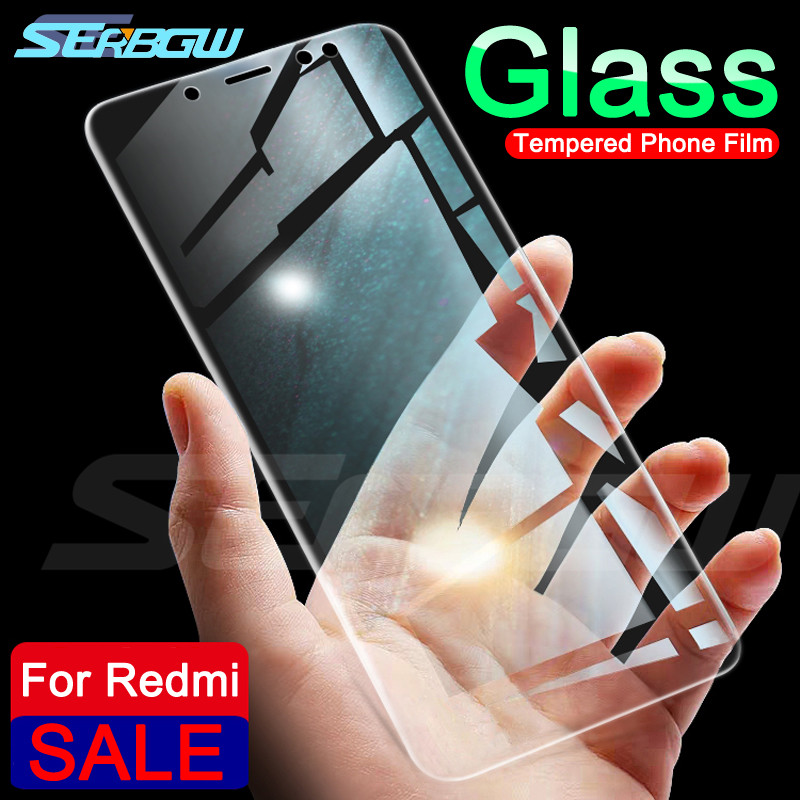 Protective Glass For Xiaomi Redmi 4 4A 4X 5A 5 Plus Tempered Screen Protector Glass On The Redmi S2 K20 Note 4 4X 5 5A Pro Film