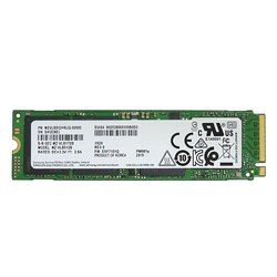 SAMSUNG M.2 SSD PM981A 256GB 512GB 1TB Internal Solid State Drives M2 NVMe PCIe 3.0 x4 Laptop Desktop SSD with HeatSink