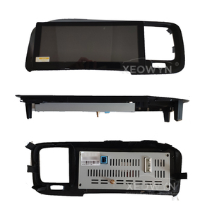 Image 3 - 8.8inch RAM2G Android 9.0 PX6 Car Radio Stereo For Volvo S60 V60 xc60 2011 2015 GPS Support trip informaiton full touch