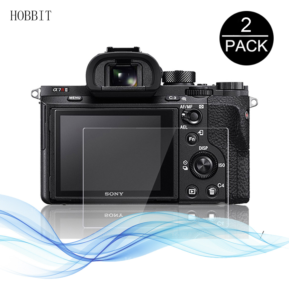 Tempered Glass Protector Screen Cover For Sony RX100 RX100II RX100III A9 RX100M2