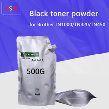 Refill-Toner-Powder Black Tn-450 TN420 Compatible for Tn450/Tn-450/Tn-420/.. 500G