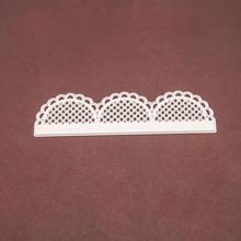 Кружевной металлический трафарет для вырезания «сделай сам»