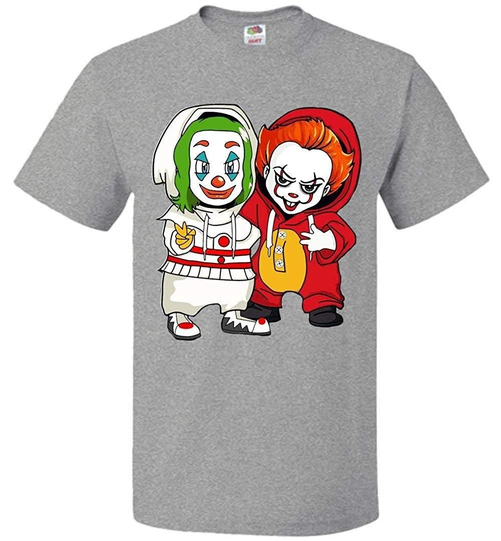 Halloween Hno 2020 HNO Store JOK er IT Funny Halloween Costumes Unisex T Shirt for