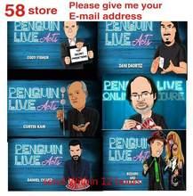 2012-2020 pinguim coleções de conferências ao vivo (360 peças) coleção-truques de magia