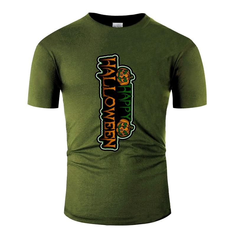 Gráfico clásica horror zombi terror halloween Camiseta Hombre 2019 única camiseta negra cuello redondo tamaño S-5xl hip hop