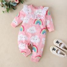 Модная одежда для новорожденных девочек осенне зимние вечерние