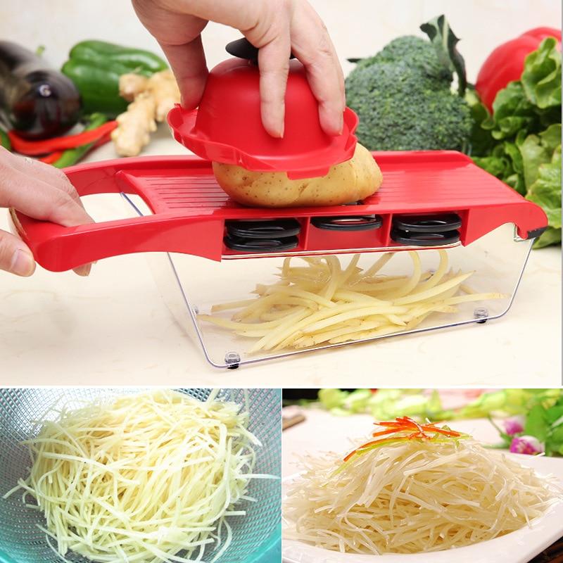 Practical Handheld Cheese Grater Potato Butter Slicer Cutter Kitchen Supply Hot