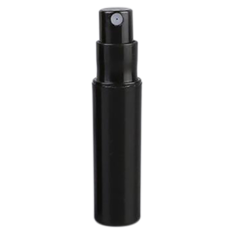 100Pcs / Lot 2Ml Black Plastic Perfume Spray Bottle Sample Spray Sprayer Atomizer Perfume Bottle-2