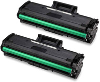 2Pack MLT-D111S Toner Kompatibel pro Samsung MLT-D111S D111S pro Samsung Xpress SL-M2026W SL-M2026 SL-M2020W SL-M2020 SL-M2022