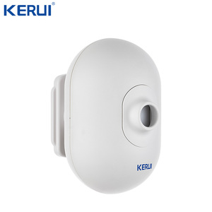 Image 2 - 5PCS KERUI P861 Mini Waterproof PIR  Outdoor Motion Sensor For KERUI Wireless Security Alarm Burglar Alarm System