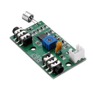 Image 3 - Microfoon AC Signaal Versterker Board Pickup Microfoon Versterker Module Gain Verstelbare Audio Versterker Circuit
