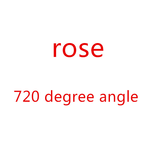 Китайский цветочный танцевальный костюм для девочек, праздничные танцевальные костюмы для девочек, китайское Новогоднее танцевальное платье для выступлений - Цвет: rose 720