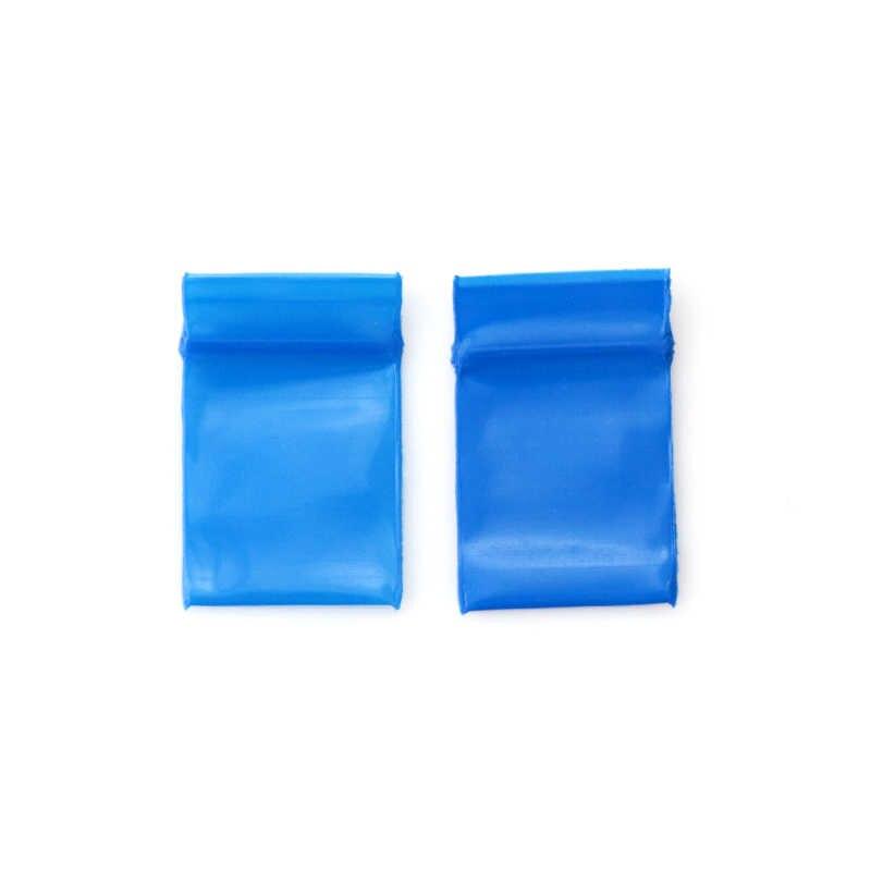 """4x6 5x7 см средние толстые пакеты для подарков 100 шт./партия с застежкой """"молния"""" пластиковые сумки для милости модные ювелирные изделия Упаковочные сумки для закусок многоцветные"""