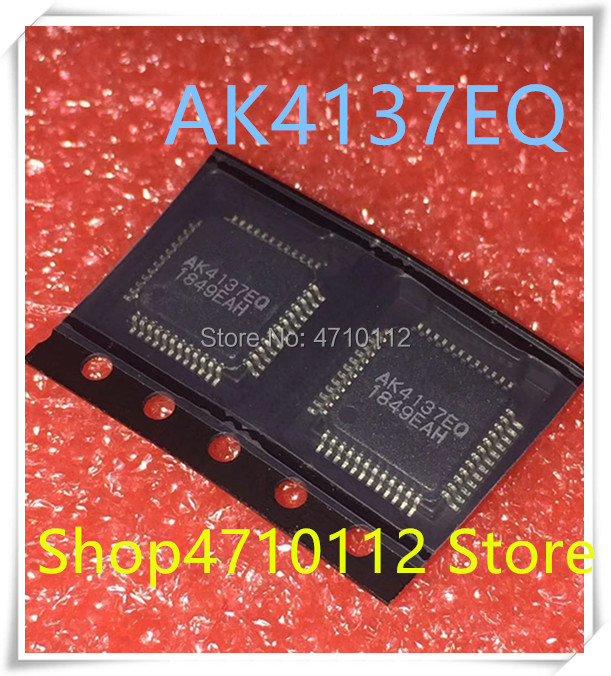 NEW 1PCS/LOT AK4137EQ AK4137 4137 LQFP-48 IC