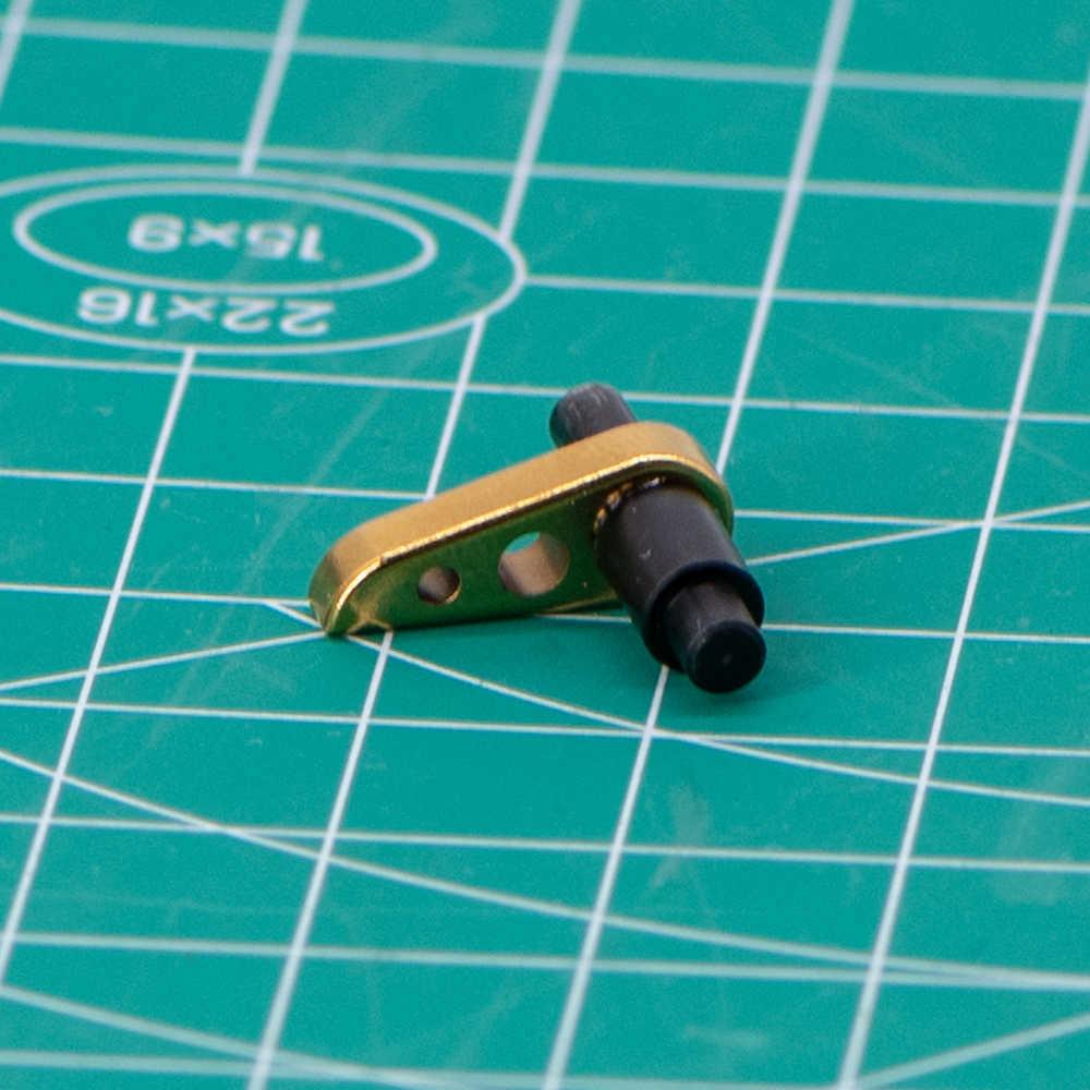 1 Pcs Anti-Reverse Klink Voor Airsoft Aeg M4 Ak Jinming HK416 Gel Blaster Versnellingsbak Ver 2/Ver 3 Jacht Paintball Accessoires