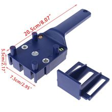 цена на Woodworking Doweling Jig Wood Drill Guide Wood Dowel Drilling Hole Saw Drill Guide Tools Template Wood Drilling for Carpenter
