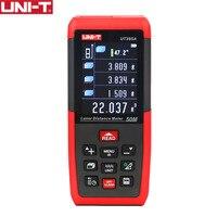 UNI T Laser Rangefinder Distance Meter USB Interface 100m 50m 70m Profissional Digital Measure Tape Tool UT395A UT395B UT395C