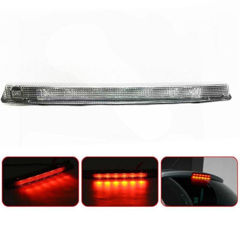 for <font><b>Peugeot</b></font> <font><b>208</b></font> 308 3008 Citroen C4 C5 DS4 Third High Mount Brake Rear Stop Tail Light Lamp Brake Light Tail Light 6351HH 6350V2 image