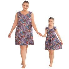 2021 дочь мамы одинаковые платья для и дочки супермягкая эластичная