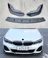 Комплект для кузова  спойлер для BMW 3 серии G20 G21 M  спортивный полный бампер 320d 330i 340i 2019 +